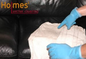 Leather sofa cleaners